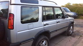 Landrover Discovery td5 pos p/x for van image 1