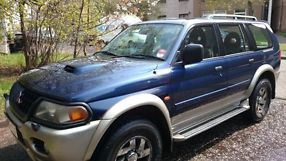 4x4 Mitsubishi Shogun Sport Equippe 2.5 turbo diesel might take px image 1