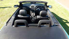 Holden Astra 2002 Convertible image 5