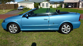 Holden Astra 2002 Convertible image 7