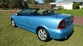 Holden Astra 2002 Convertible image 8