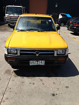 Toyota Hilux SR5 (1994) X Cab P/Up 4 SP Automatic (2.4L - Carb) image 1