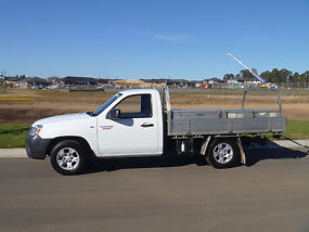 2010 Mazda BT-50 B2500 Boss DX Cab Chassis Single Cab 2dr Man 5sp 2.5DT (3st) image 1