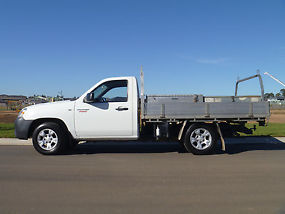 2010 Mazda BT-50 B2500 Boss DX Cab Chassis Single Cab 2dr Man 5sp 2.5DT (3st) image 6