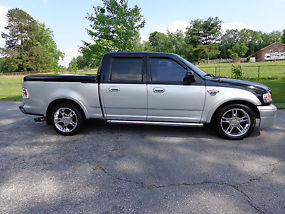 2003 Ford F-150 Harley-Davidson Edition Crew Cab Pickup 4-Door 5.4L image 1
