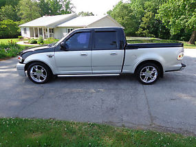 2003 Ford F-150 Harley-Davidson Edition Crew Cab Pickup 4-Door 5.4L image 2