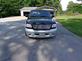 2003 Ford F-150 Harley-Davidson Edition Crew Cab Pickup 4-Door 5.4L image 3