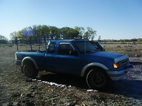 1994 Ford Ranger XLT Extended Cab Pickup 2-Door 4.0L 4X4 Amazing Truck Off Road