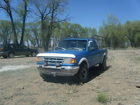 1994 Ford Ranger XLT Extended Cab Pickup 2-Door 4.0L 4X4 Amazing Truck Off Road image 7