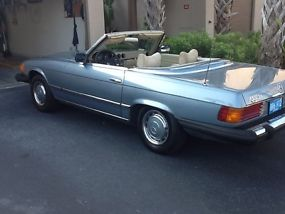 1976 Mercedes Benz 450SL Roadster Convertible image 2