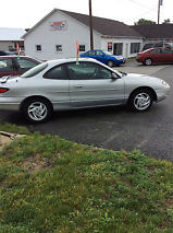 2002 Ford Escort ZX2 Coupe 2-Door 2.0L