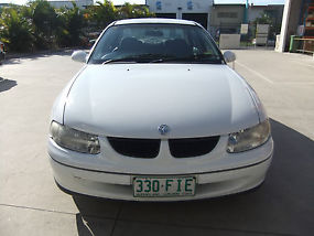 Holden Commodore Acclaim (1997) 4D Sedan 4 SP Automatic 3.8L REG & RWC image 2