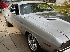 1970 Dodge Challenger R/T (Ture R/T have the build Sheet) image 5