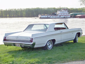 1963 Oldsmobile Starfire Coupe