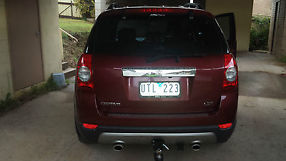Holden Captiva LX (4x4) (2007) 4D Wagon 5 SP Automatic 3.2L image 3