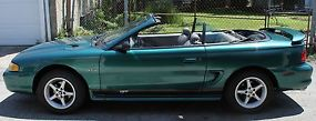 1998 Ford Mustang GT Convertible 2-Door 4.6L - LOW RESERVE!!!!!!! image 3