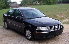2002 volkswagen passat gls 1 8t sedan no reserve needs. Black Bedroom Furniture Sets. Home Design Ideas