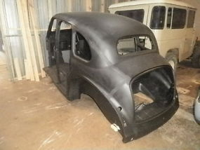 AUSTIN A40 1952 $10,000 IN RECEIPTS,RUST FREE SEDAN HOTROD RATROD image 3