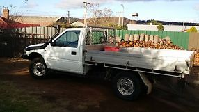 holden rodeo 4x4 2000 model 2.8 turbo diesel cab/chassis image 6