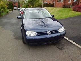 2003 Volkswagen Golf 1.6 SE Auto Only 4,000 Miles Damaged Repairable image 7