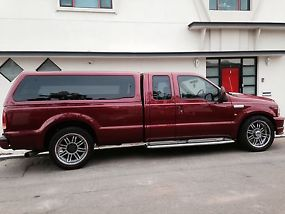 f 250 ute,f truck ,super charged, tuff ute , image 3