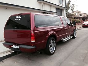 f 250 ute,f truck ,super charged, tuff ute , image 4