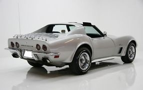 1973 Chevrolet Corvette Stingray with matching numbers L-48