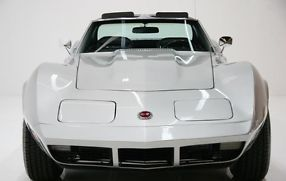 1973 Chevrolet Corvette Stingray with matching numbers L-48 image 3