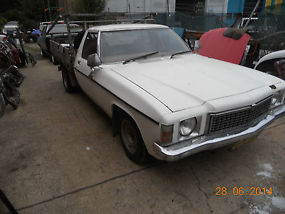 1979 Holden HZ One Tonner Ute 3.3 speed Auto 3-Seater image 5