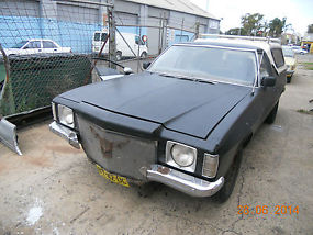 1979 Holden HZ One Tonner Ute 3.3 speed Auto 3-Seater image 7