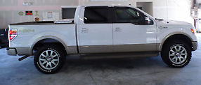 2011 Ford F-150 King Ranch Crew Cab 4x4 Off Road Pickup*Excellent Condition* image 2