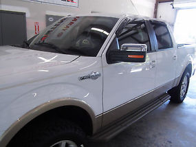 2011 Ford F-150 King Ranch Crew Cab 4x4 Off Road Pickup*Excellent Condition* image 4