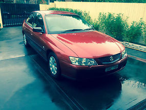 Holden Commodore VY 2013 Automatic
