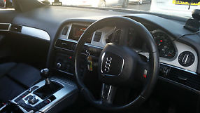 Audi A6 2.0tdi S line 170 Metallic Black Manual 2010 image 4
