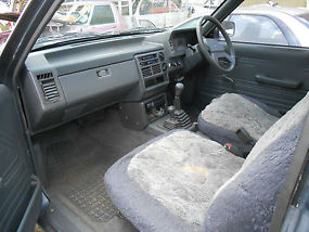 1995 PC Ford courier supercab 4x4 image 3