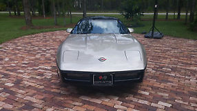 1986 CORVETTE MALCOLM KONNER COMMERATIVE EDITION RARE. image 1
