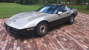 1986 CORVETTE MALCOLM KONNER COMMERATIVE EDITION RARE. image 2