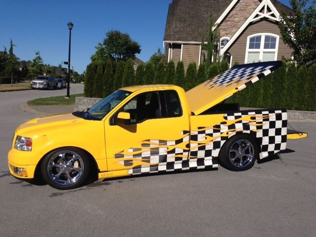 20040000 Ford F-150 Complete Custom Build