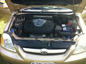 KIA RIO 2004 5SPD 123000 kms CHEAP TO RUN H/BACK 4DRS CLEAN STRONG MOTOR/GEARBOX image 1