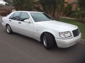 Mercedes benz s420 1997 for Mercedes benz s420 for sale