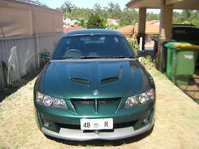 2003 R8 Maloo build @116/2003