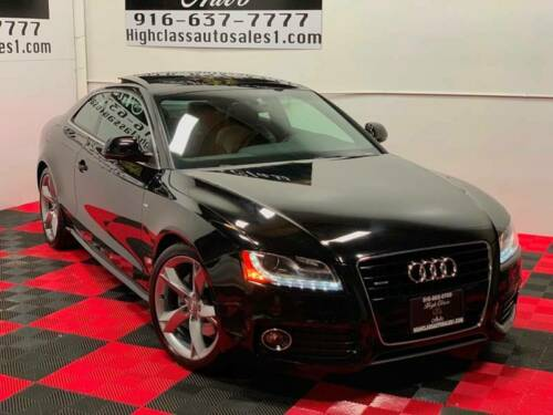 2009  A5 Quattro Awd 2dr Coupe 6A