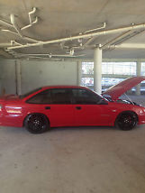HOLDEN Mantra HSV 1996 Low Km  image 5