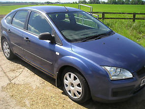2005/55 Ford Focus 1.6 115 LX 5dr