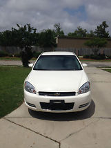 2008 Chevrolet Impala 4 Door White image 1