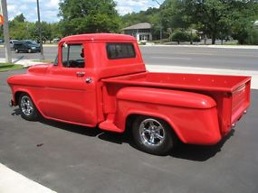 1956 Chevy 3100 Side Step with a great 454 Chevy Large Block image 6
