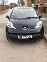 Peugeot 107 urban only 45000miles