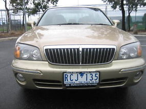 2001 Hyundai Grandeur 4D Sedan 5 SP Sequential Auto (3L - Multi Point... image 1