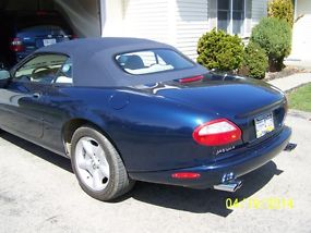 1999 Jaguar XK8 Base Convertible 2-Door 4.0L image 5