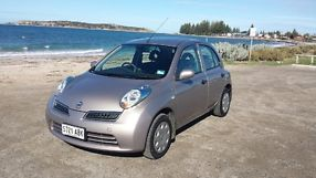 NISSAN MICRA 2009 automatic, air conditioning, cruise control, low kilometers  image 1